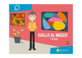 Giallo al Museo - 7-8 anni