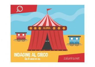 Indagine al circo - da 8 anni in su