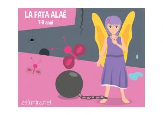 La fata Alaé - 7-9 anni