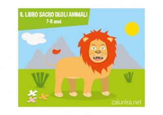 Il libro sacro degli animali - 7-8 anni
