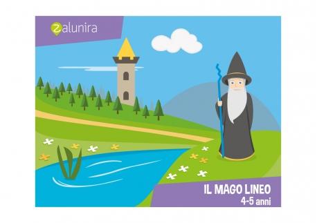 Il mago Lineo - 4-5 anni